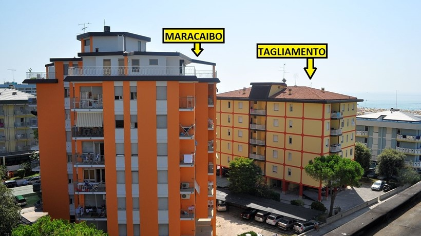 Three Room Apartment three-room-apartment - 79 appartamenti bibione beach - type c2-6