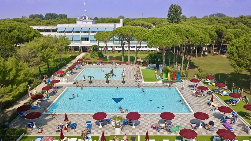 Carte Italie Bibione.Camping Residence Il Tridente Bibione Italia Camping Village
