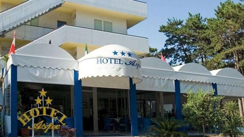 Hotel Villa Aspe Bibione