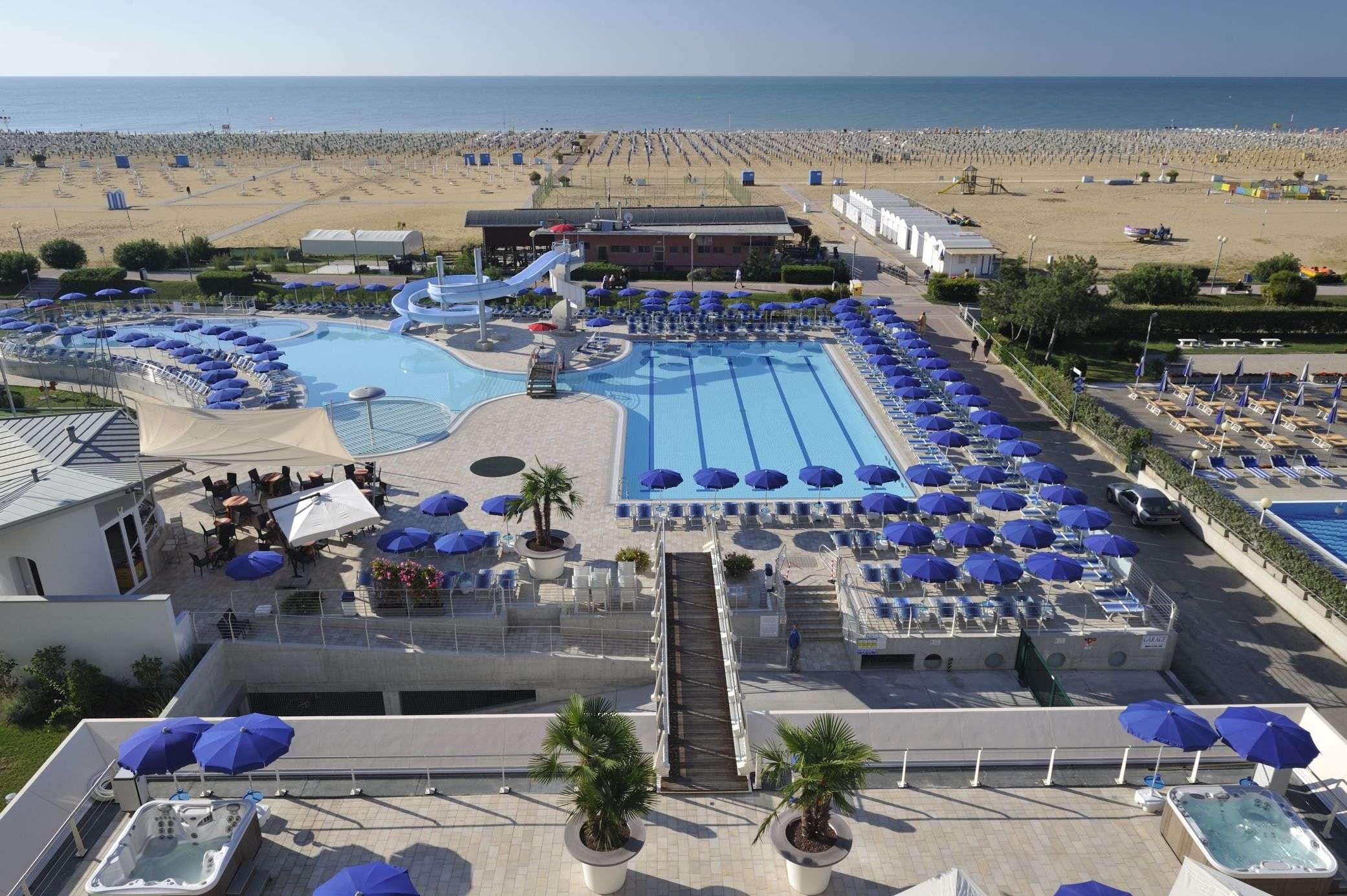 Sterne Hotel Bibione Pineda