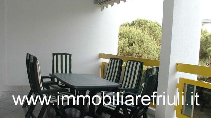 Agenzia Immobiliare Friuli Srl: COMPLEX SOLARIUM BEACH FRONT 2-room