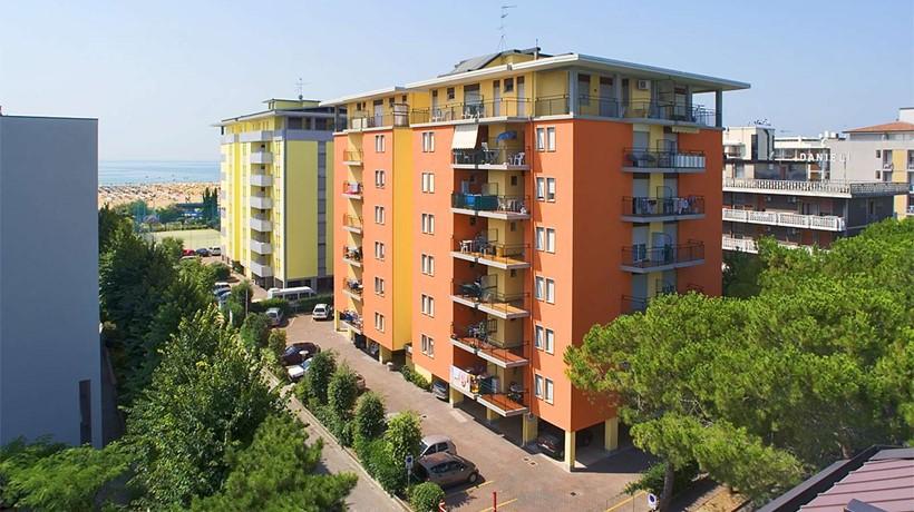 Agenzia Acenter Condominio Aurora Appartamento Tipo C6 4 6