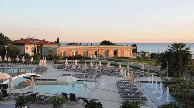 Parc Hotel Germano Bardolino Italia
